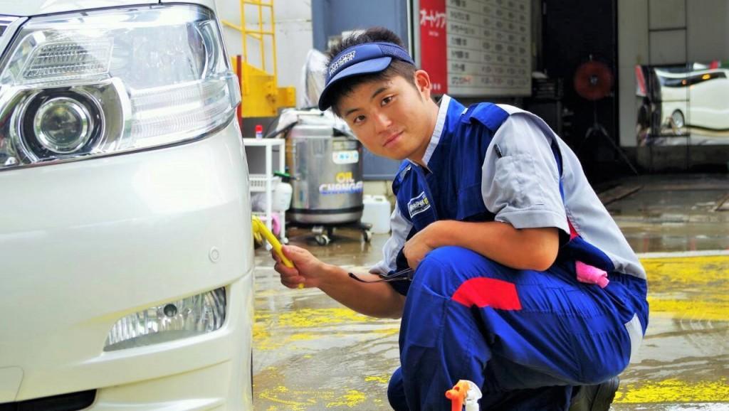 典型的車好きSSマン・・・高橋 祐記