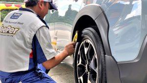 タイヤワックスの選び方~油性と水性の違いとは?|白河市・棚倉町の洗車専門店
